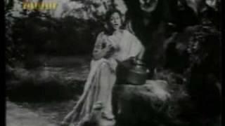 Kis Naam Se Pukaroon Kya Naam hai Tumhara | Barati 1954 | Asha Bhosle | {Old Is Gold}
