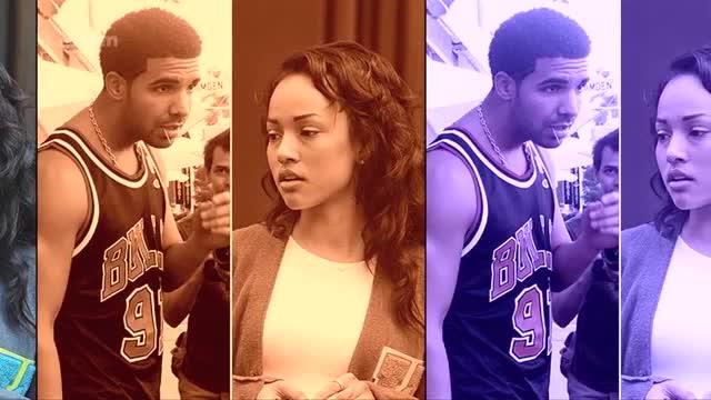 Chris Brown SHOCKED Seeing Drake-Karrueche DATING!