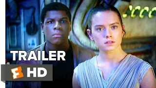 Star Wars: Episode VII - The Force Awakens Official Trailer #1 (2015) - Star Wars Movie HD