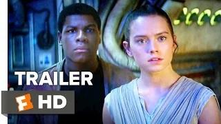 Star Wars: Episode VII - The Force Awakens Official Trailer #1 (2015) - Star Wars Movie HD