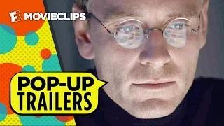 Steve Jobs Official Pop-Up Trailer (2015) - Michael Fassbender, Kate Winslet Movie HD