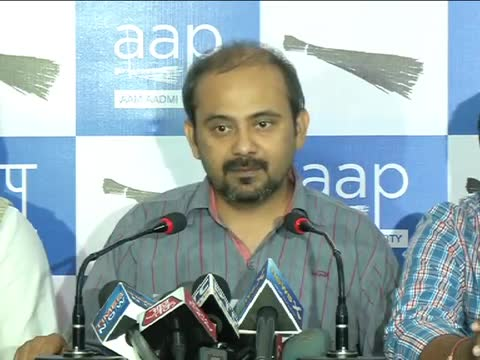 North Delhi Municipality Mayor accused of accepting Bribe: would BJP bulge, asks AAP