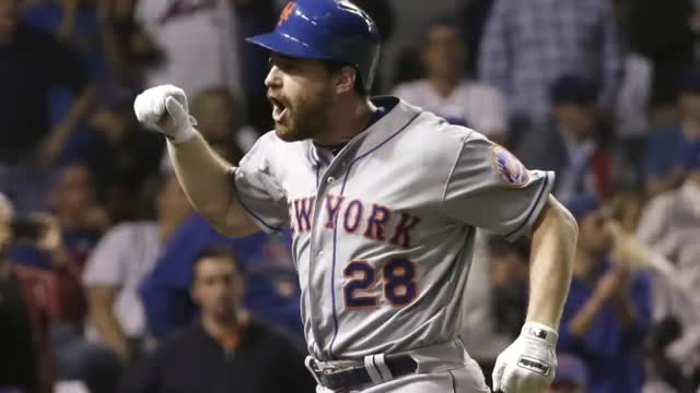 New York Mets Going to World Series