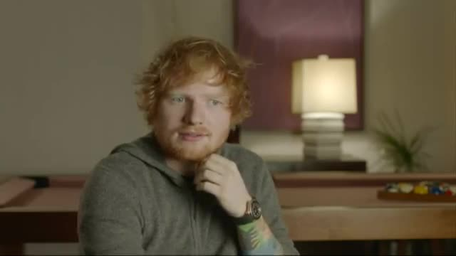 Ed Sheeran: 'Never Say Never' Made Me Get Bieber