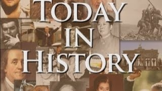 Today in History for October 23rd Video