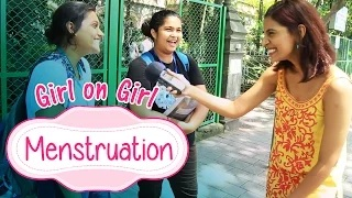 Girl On Girl Menstruation
