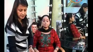 Eyes Makeup - Fashion,Style & Makeup - Aapka Beauty Parlour - Eyes Makeup Tutorial - How To Apply Eye Makeup