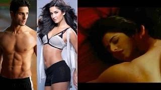 Katrina Kaif & Sidharth Malhotra get Intimate in a Scene | Baar Baar Dekho