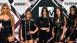 2015 MTV EMAs- Fifth Harmony Kills It On The MTV EMA Red Carpet