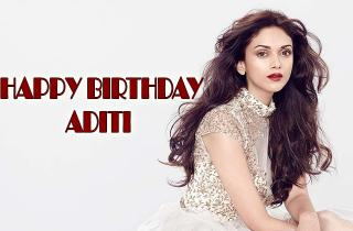 Aditi Rao Hydari Turns 29th Today | Happy Birthday Aditi Rao Hydari