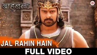Jal Rahin Hain (Full Video) | Baahubali - The Beginning | Maahishmati Anthem | Kailash Kher