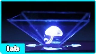 How To Turn Your Smartphone Into A 3D Hologram   Super Cool Science Experiment