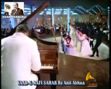 Dil Ke Jharokhe Mein Tujhko Bithakar (HD) Sung By Anil Abhua