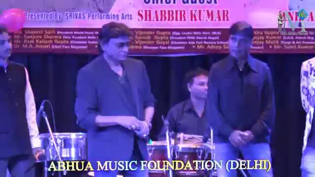 Tumse Milkar Na Jane Kyun By Shabbir Kumar LIVE
