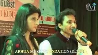Mujhe Choo Rahi Hain LIVE By Anil Abhua & Shivangi Sharma