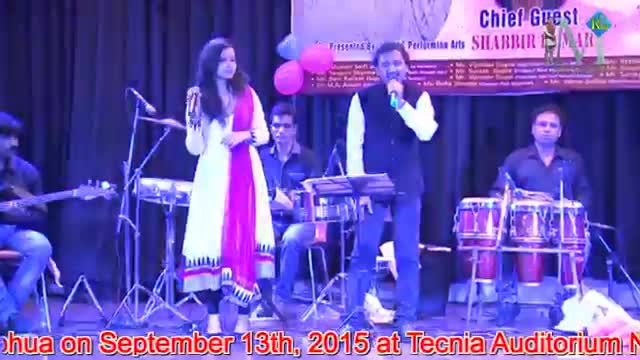 Ye Mere Hath Mein Tera Hath By Anil Abhua & Tripti Garg LIVE