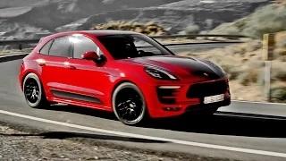 2016 Porsche Macan GTS - Official Launch