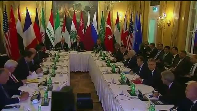 Kerry Convenes Syrian Peace Talks