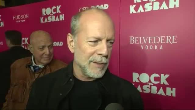 Murray, Hudson, Deschanel 'Rock the Kasbah'