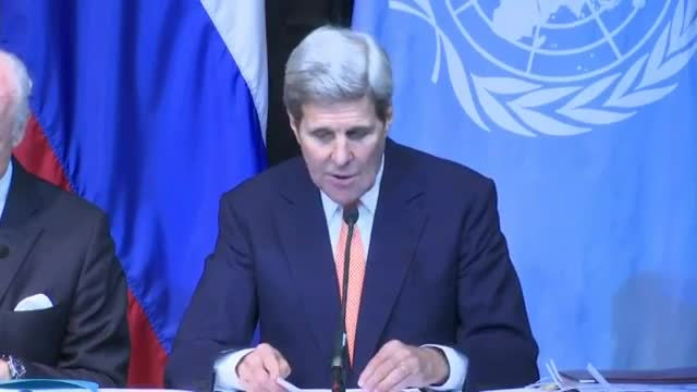 Nations Agree To Restart Syria Peace Talks