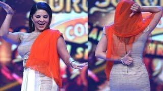 Sunny Leone Shakes Booty To Madhuri Dixit's Dhak Dhak Karne Lagaa!