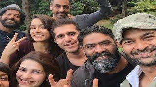 ROCK ON 2 - Shraddha Kapoor, Farhan Akhtar, Arjun Rampal & Prachi Desai