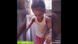 Funny Video Baby Lemon Taste in Punjab