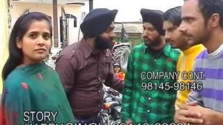 Punjabi tele film Babe jindabaad promo