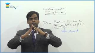 Business Environment - Strategic Management by CA Kunal Agrawal for CA IPCC