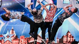 Dance act OK WorldWide are flipping AMAZING!