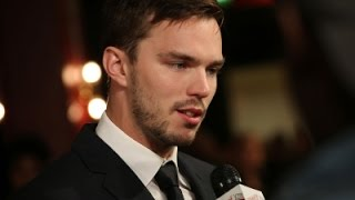Hoult Embraces Dark Comedy