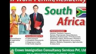 Crown Immigration: South Africa Visa