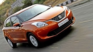 New Maruti Baleno India 2015 CVT Auto Review