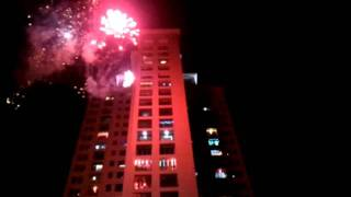 Diwali Crackers (250 Shots) - Happy Diwali