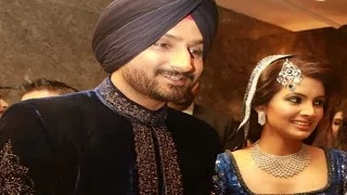 Harbhajan Singh Accused Of Hurting Sikh Religious Sentiments At Wedding!