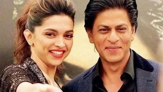 Deepika is my LUCKY CHARM - Shahrukh Khan   Bajirao Mastani vs Dilwale