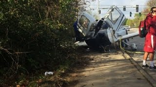 Plane Flown By Ex-Wal-Mart CEO Crashes