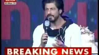 BJP leader Kailash Vijayvargiya Attacks Shah Rukh Khan