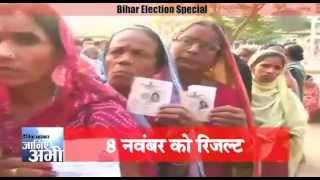 Campaigning for 5th phase of Bihar polls Ends | Bihar Election 2015