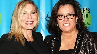 ROSIE O'DONNELL and TATUM O'NEAL Arm-In-Arm on Red Carpet!