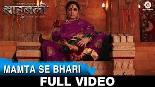 Mamta Se Bhari - Full Video | Baahubali - The Beginning | Prabhas & Rana Daggubati | Bombay Jayashri