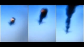 ISIS behind Russia plane crash in Egypt Video purporting to show the final moments