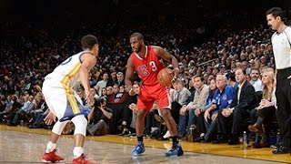 NBA: Steph Curry, Chris Paul Duel in Oakland