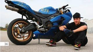 World's Amazing Motor Freestyler! - Bike Stunt