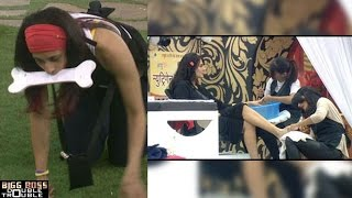 Bigg Boss 9 Double Trouble | Luxury TASKS get UGLY & how!