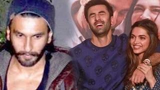 Ranveer - Deepika Or Ranbir - Deepika? | Ranveer Singh Comments