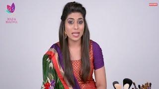 DIY Diwali Makeup Tutorial - Bold & Beautiful - Happy Diwali