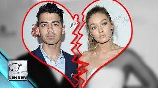 Gigi Hadid & Joe Jonas SPLIT | End Of GI Joe