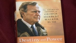 Bush 41 Book Critical of Son's Administration