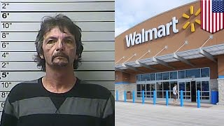Walmart bombed by Confederate flag supporter who threatened store on Facebook